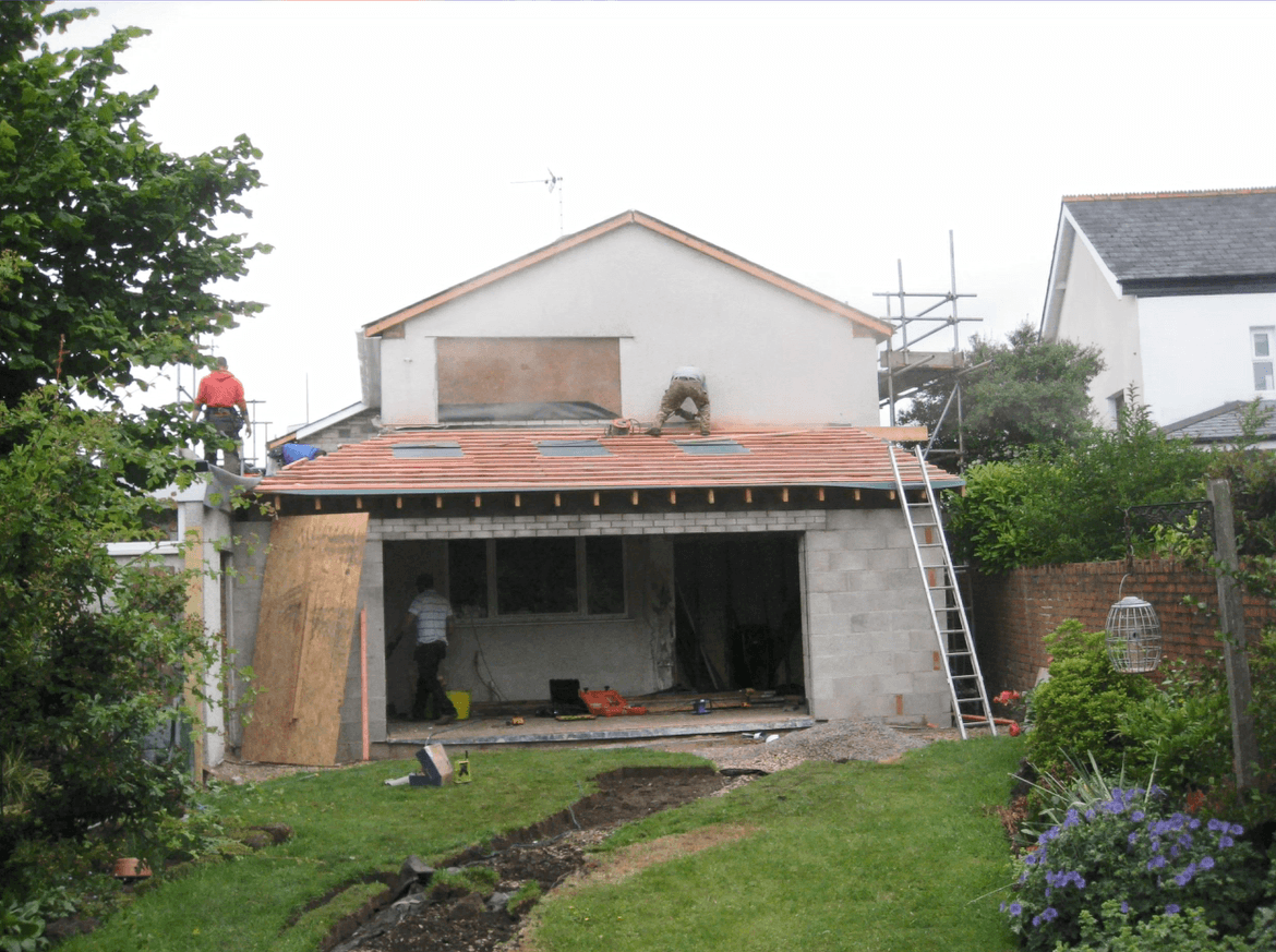 Extension Construction Loft Pro